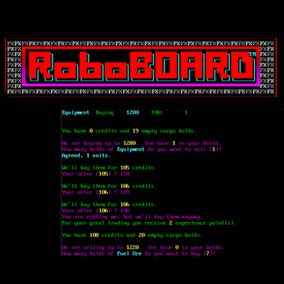 RoboBOARD and TradeWars